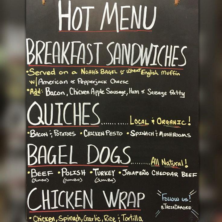 Warm up your #RainyDay w/ our #HotFood items!   #Caltrain  #superbowl50 #sb50 #sanfrancisco #onlyinsf #attpark #sfgiants  #dubnation #goldenstatewarriors #academyofartsf #tuesday #uber #lyft #baristas #cafe #smallbusiness #ucsf #instalike #bagel #quiche #burrito #breakfastsandwich
