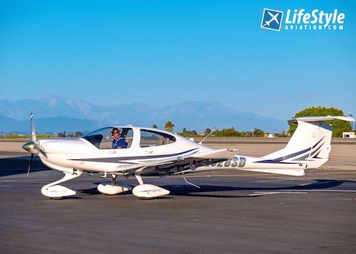 2007 Diamond DA40 XL for sale in the United States => www.AirplaneMart.com/aircraft-for-sale/Single-Engine-Piston/2007-Diamond-DA40-XL/14816/
