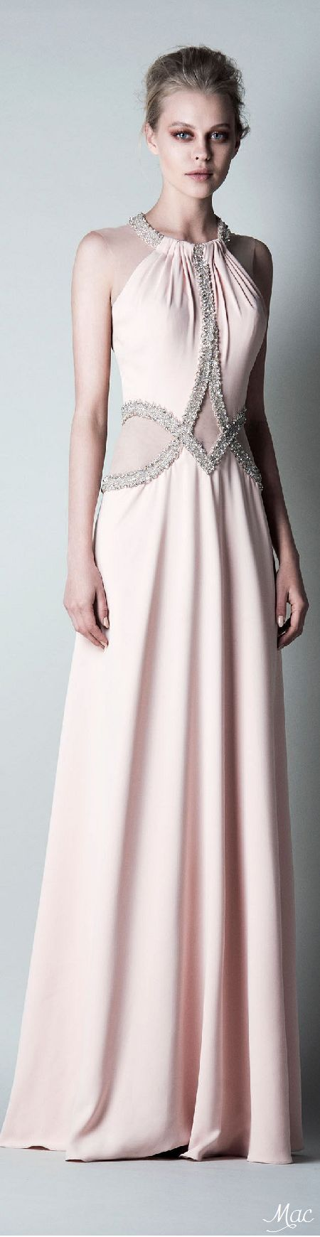 Pre-Fall 2015 Saiid Kobeisy. For the illusion openings.