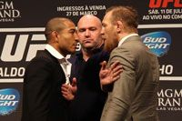 A Look At the Main Event At UFC 189 Aldo vs. McGregor