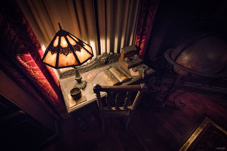 https://flic.kr/p/Sy7MeM | The Lonely Study | Today's photo tour sends us to Disney's Hollywood Studios for a shot of the study inside the Hollywood Tower Hotel. A lot of people think that just because an area is dark, you can't achieve a good photo. In fact, it's quite the contrary. If you have the right camera, accompanied by a great low light lens, anything is possible to get that shot you want. What's your camera setup like? Have a magical day!  Visit Disney Photo Tour on Facebook and…