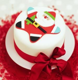 Santa Clause cake                                                                                                                                                                                 More