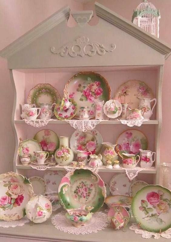 best 25 tea cup display ideas on pinterest farmhouse. Black Bedroom Furniture Sets. Home Design Ideas