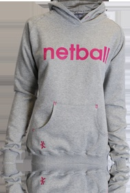 Netball hoody available from the official Kukri Sports England Netball shop