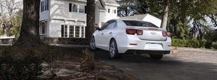 2015 Malibu: Mid-Size Sedan | Chevrolet