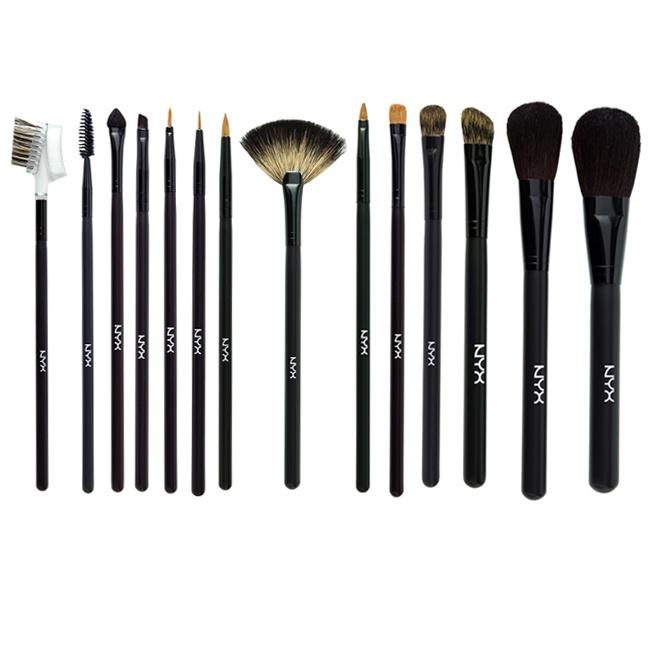 Nyx: Brush Set 01 Brushes