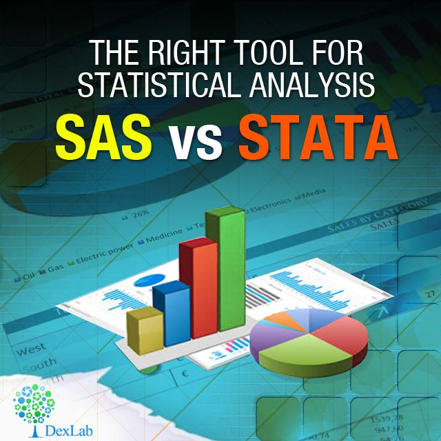 The Right Tool For Statistical Analysis #SAS Vs. #Stata