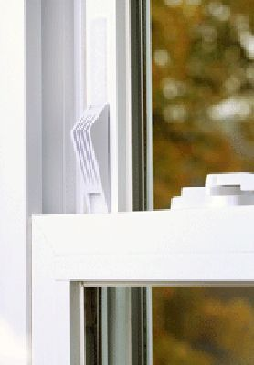 The Window Wedge is an Adjustable Window Stop that is installed on the inside of double hung windows, sliding horizontal windows or even sliding glass doors. It was designed for added home security. Can be easily removed from the inside of the home if you want to fully open the window.