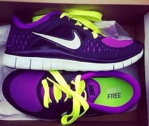 NIKE FREES. some of the best shoes i have EVER run in! #cheap #Sneakers