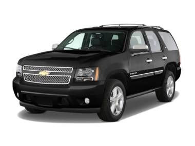 New 2014 Chevrolet Tahoe LTZ - Clinton MO - Jim Falk Motors