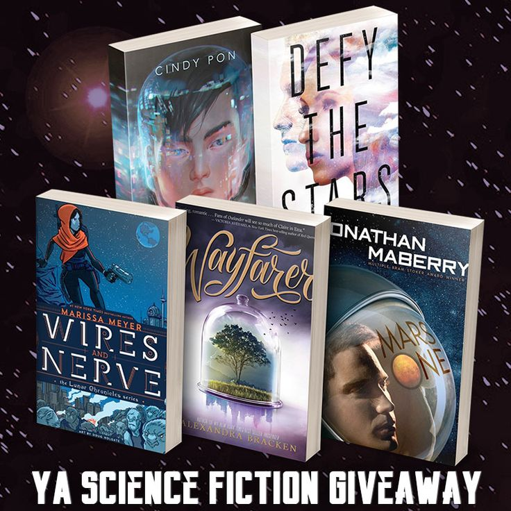 YA Science Fiction Giveaway
