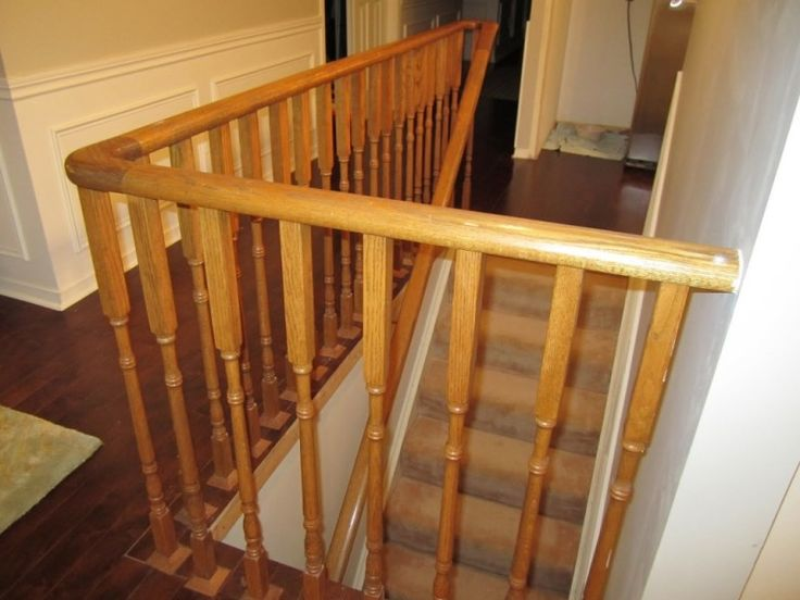 Gorgeous Wooden Handrail For Stairs 1000 Handrail Ideas On Pinterest Stair Handrail