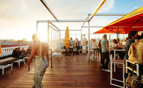 Outdoor drinking and dining in Melbourne - Bars & Pubs - Time Out Melbourne