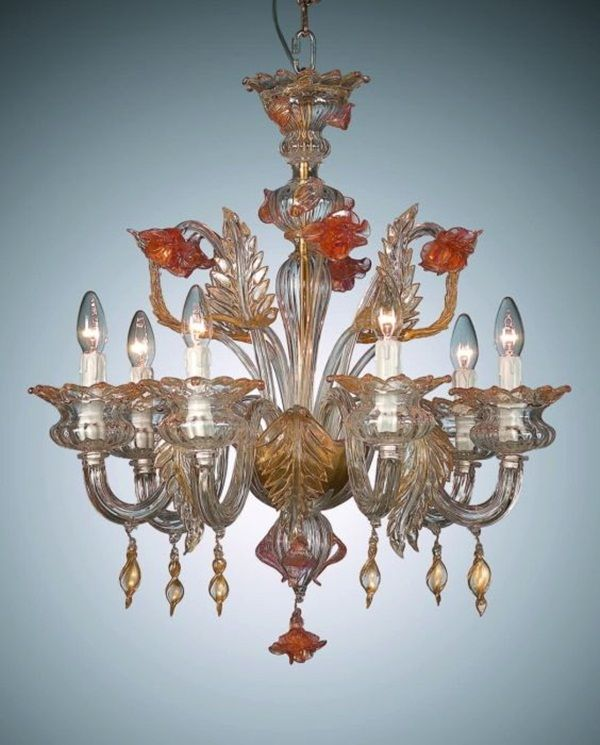 Wonderful Image Detail For  Beautiful Glass Chandeliers (20 Photos) | FunMag Great Pictures