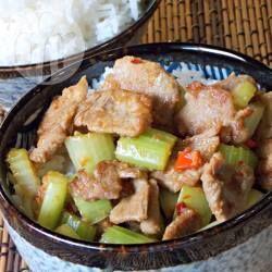 Stir Fried Pork and Celery @ allrecipes.com.au