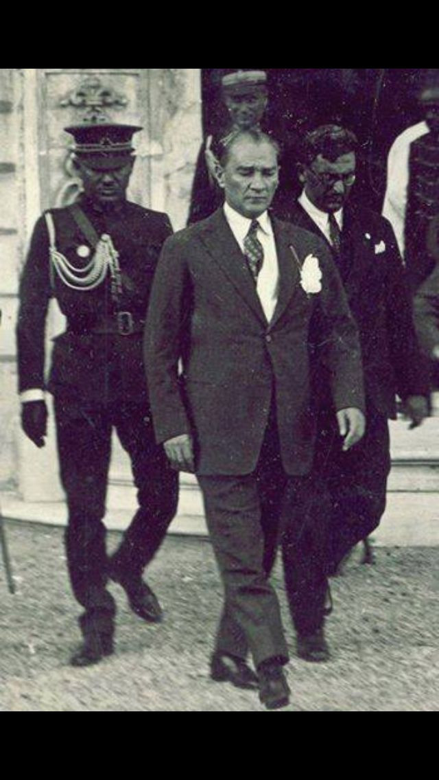 Mustafa Kemal Atatürk Aşk Türkiye