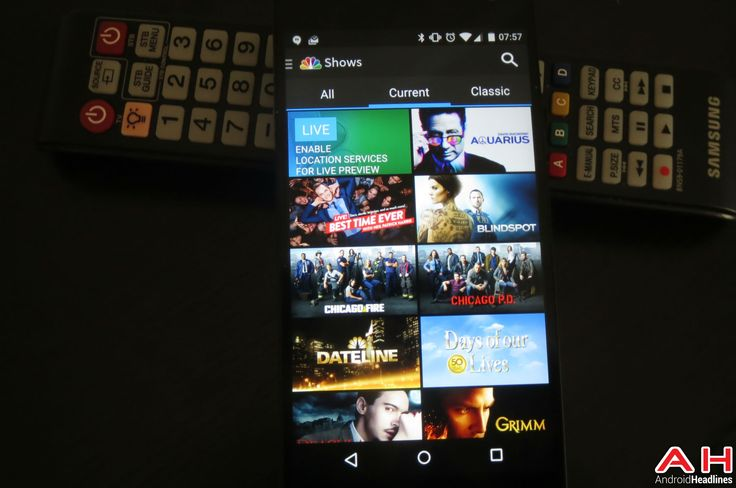 Featured Top 10 Android Apps For TV Shows Android apps