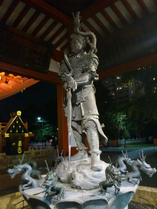 Senso Temple