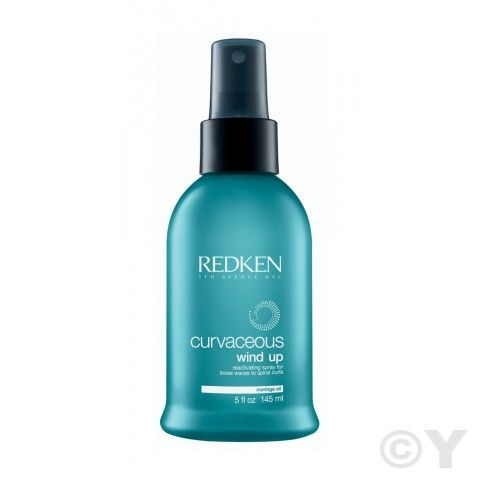 Spray Curvaceous Wind Up boucles de Redken sur www.y-coiffure-bo