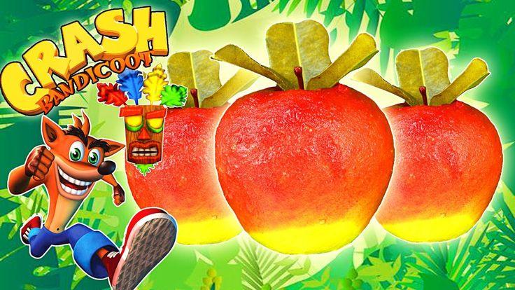 Wumpa Fruit de Crash Bandicoot - YouTube