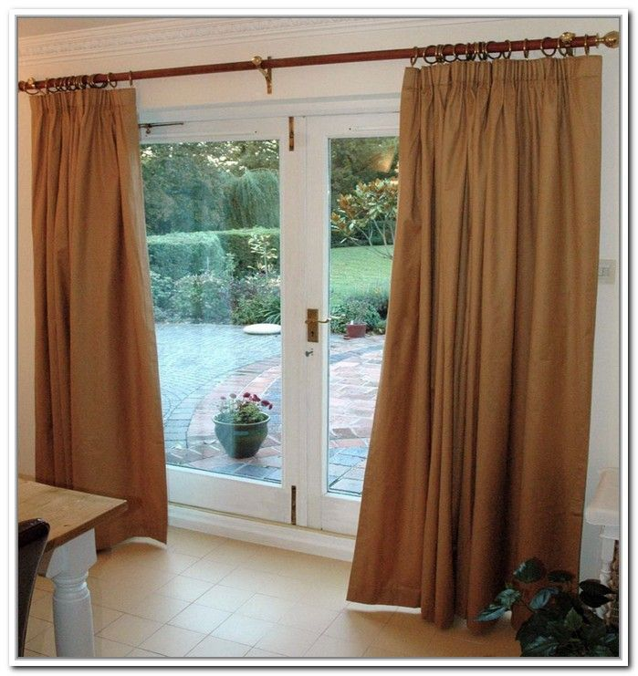 Related To Curtain Ideas For French Doors