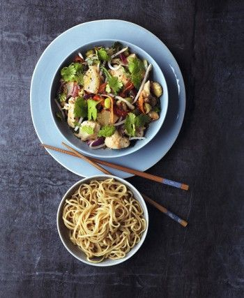 SUPPER SORTED: Sweet & Sour Chicken - Tinned pineapple adds a fruity hit to this Chinese favourite