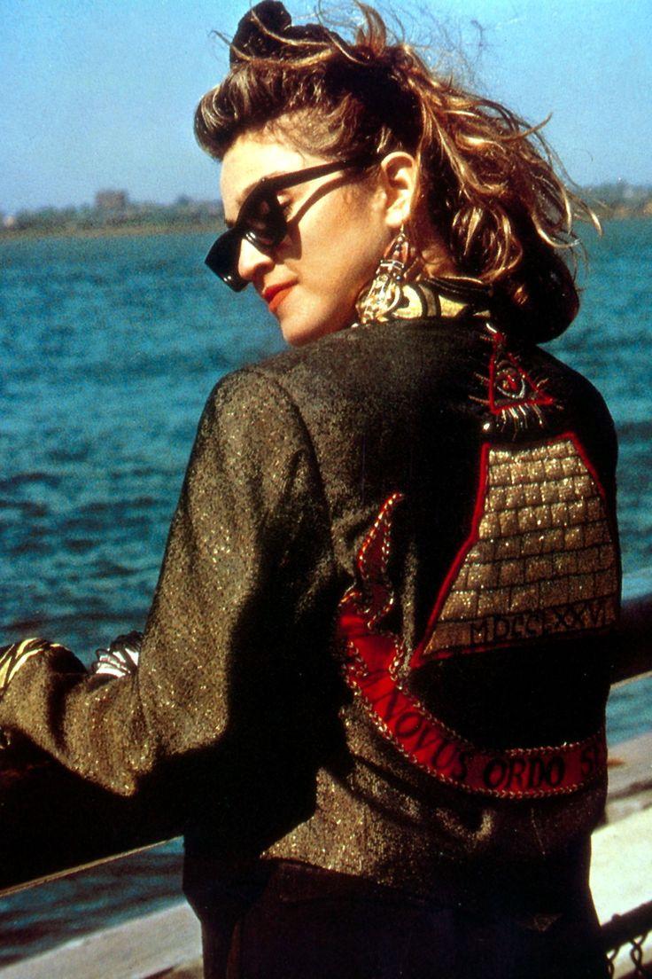 Madonna Desperately Seeking Susan doll   Madonna 80s