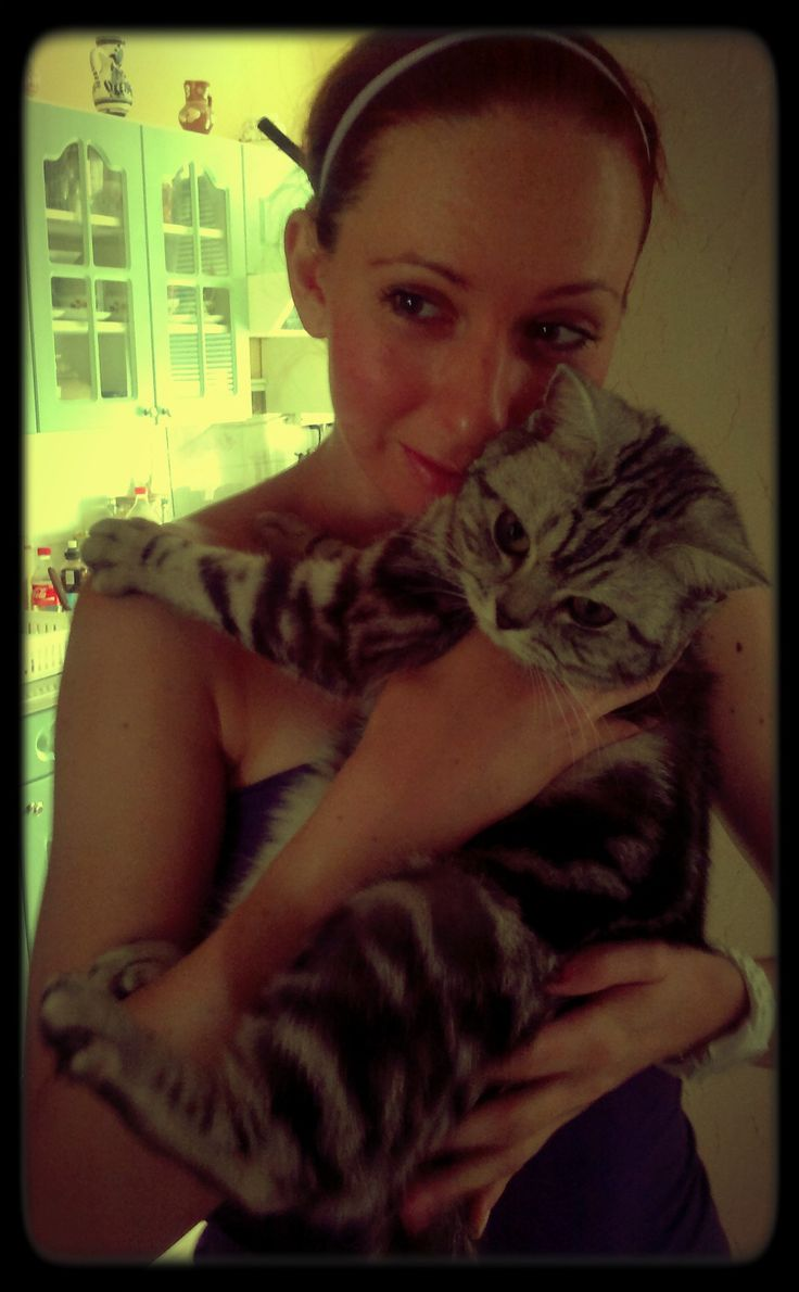 with my beloved Anikó <3