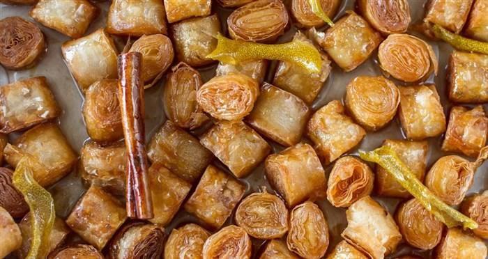 Κουρκουμπίνια από σπίτι Το πιο εύκολο νηστίσιμο γλυκό!!!  #Γλυκά #Νηστίσιμα
