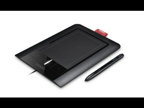 BAMBOO TABLET: QUICK START GUIDE - YouTube