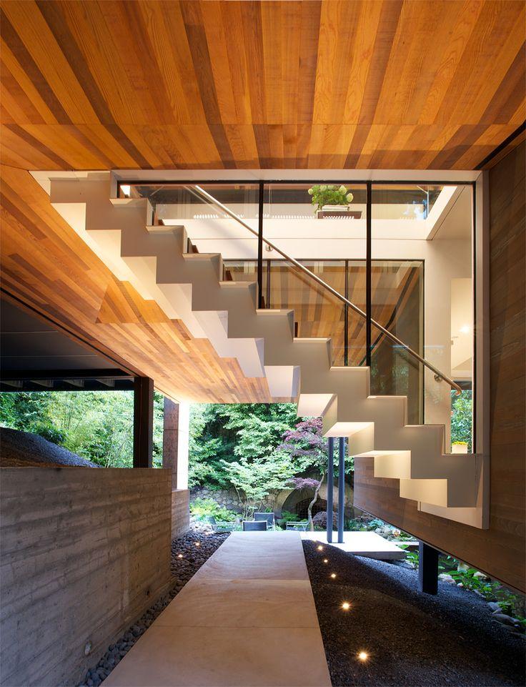 Southlands Residence U2013 Ein Modernes Haus Im Wald
