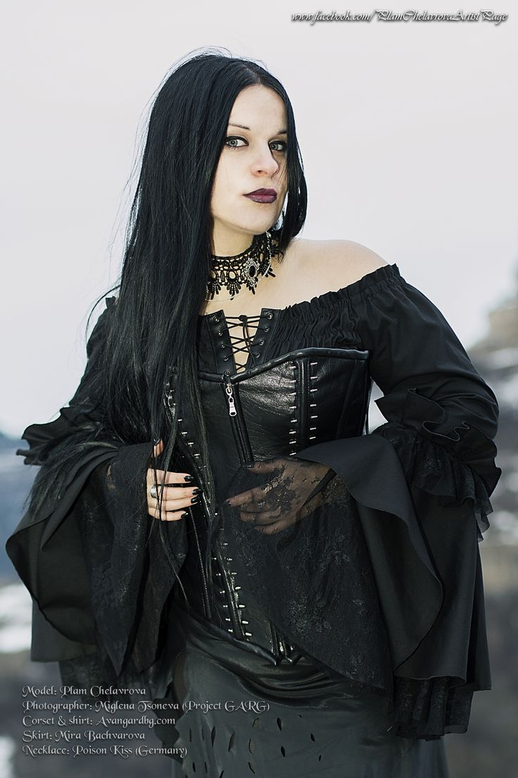 Model: Plam Chelavrova - Artist Page Photographer: Miglena Tsoneva Project GARG Assistant: Ivan Stariradev Corset & shirt: Магазин Avangardbg.com Skirt: Mira Bachvarova Necklace: Poison Kiss - https://www.facebook.com/P.Kiss.Shop Bulgaria, December 2014