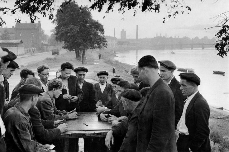 Henri Cartier-Bresson - Leningrad. 1954.