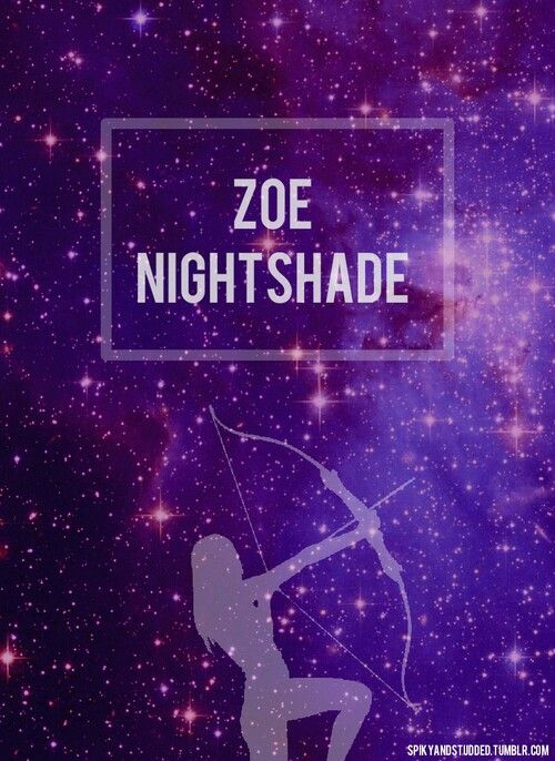 """Stars,"" she whispered. ""I can see the stars again, my lady."" A tear trickled down Artemis's cheek. ""Yes, my brave one. They are beautiful tonight."" ""Stars,"" Zoë repeated. Her eyes fixed on the night sky. And she did not move again. -Percy Jackson and the Olympians, the titan's curse"
