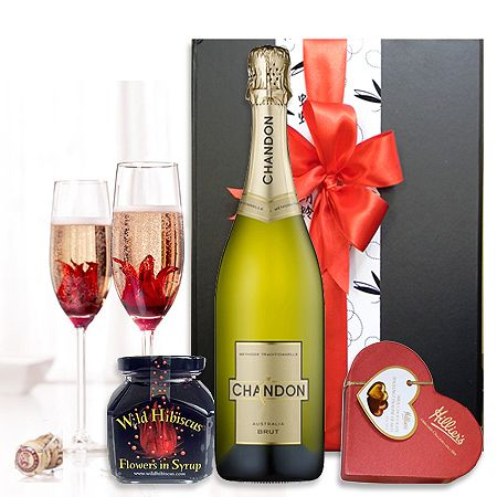 Bubbles Birthday Gift Hamper-Gift Delivery in Melbourne, Sydney & Australia $79.00
