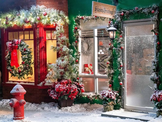 Hallmark Channel Virtual Backgrounds Hallmark Channel In 2020 Hallmark Channel Hallmark Christmas Background