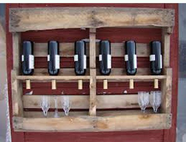 Ideas creativas para el reciclado de palets de madera - Ideas con palets de madera ...