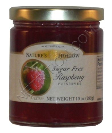 Nature S Hollow Sugar Free Strawberry Preserves