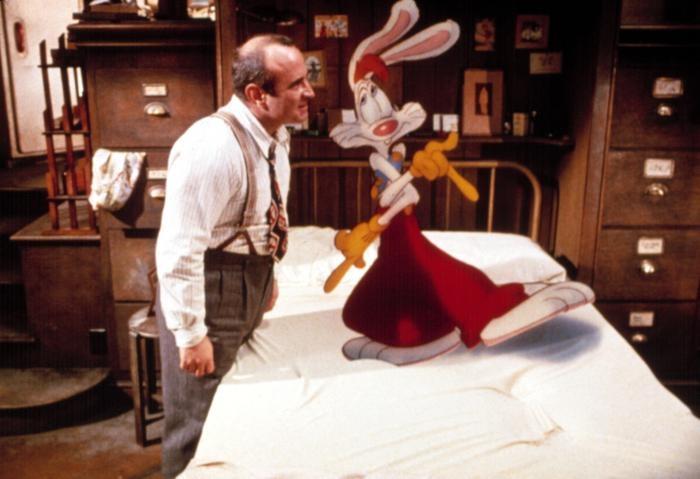 Who Framed Roger Rabbit (1988) | WHO FRAMED ROGER RABBIT?, Bob Hoskins, Roger Rabbit, 1988