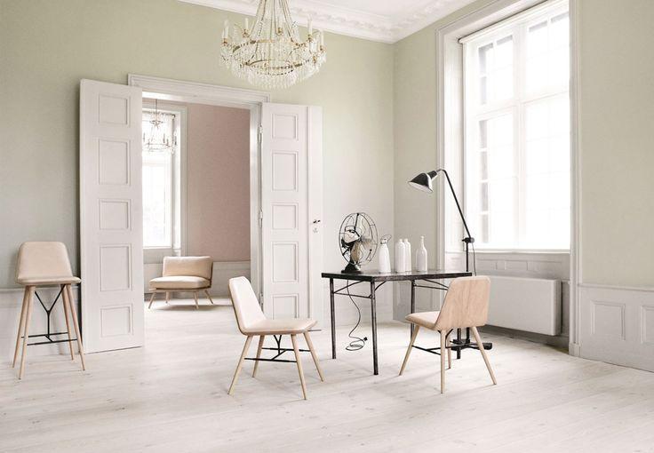 Nye farver kan give ethvert hjem nyt liv. Vi guider dig til, hvordan du enkelt og let kan få farverne ind i dit hjem.