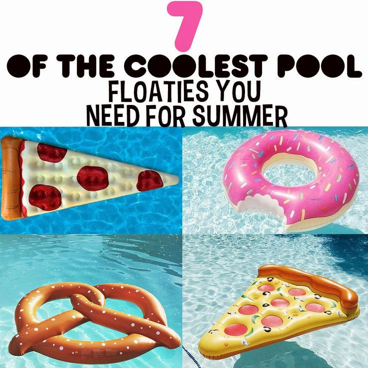of   Need  Pool floatables Games the   coats on clearance Fun the   boys Fun winter   Pools  Donuts Coolest  You and kids with
