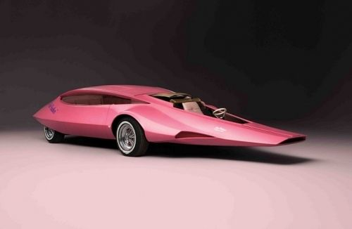specialcar:  Pink Panther Car anni 70