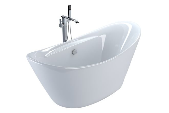 V30111015ma Maderno Freestanding Bath Package Front Angle