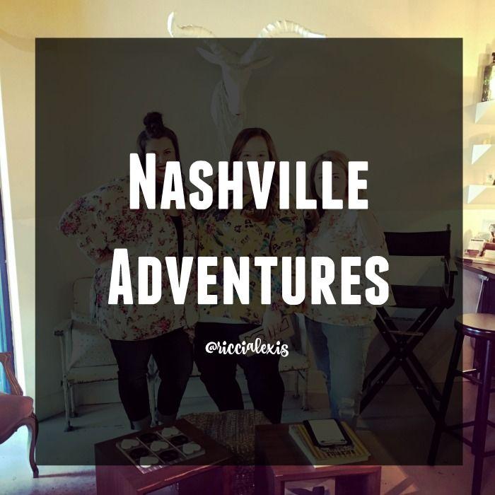 Nashville Adventures...talking about my latest Nashville trip on the blog!! #Nashville #TheGulch