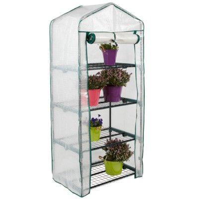 Serre de jardin 4 niveaux - Jardinage - Jardin - Jardin / Plein Air | GiFi