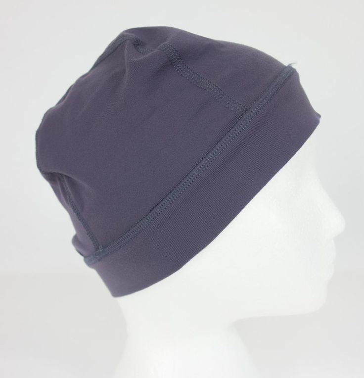 LULULEMON Brisk Run Toque One Size O/S Light Purple Ponytail Hat Cap Canada  #Lululemon #RunningHat