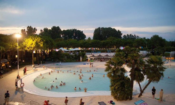 Aqua Park Laguna #acquapark #camping #fun #kids #summer #waterslide