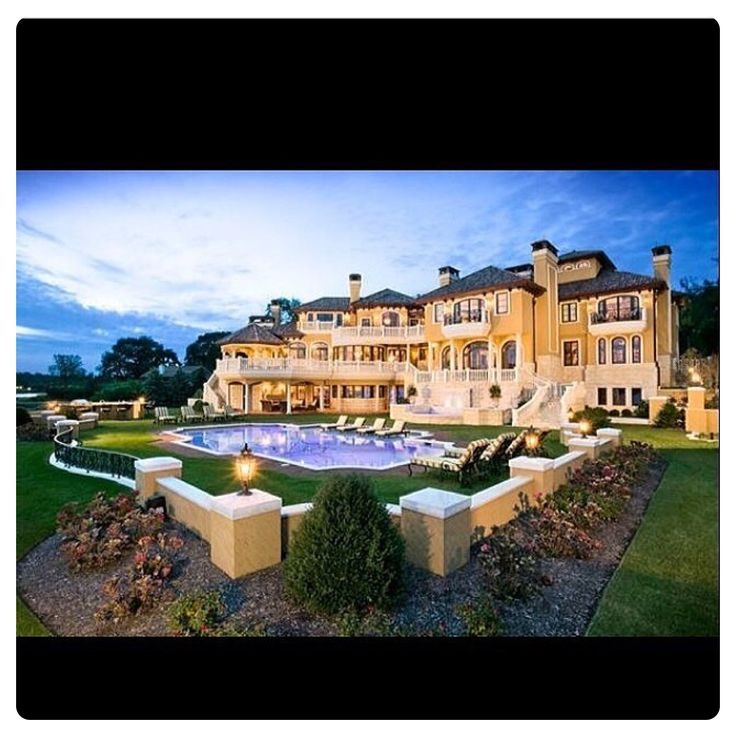 1194 best images about houses on pinterest multi million for Million dollar luxury homes
