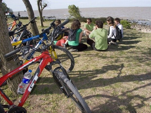 South bike tour in Buenos Aires, Argentina by Urban Biking. Only $50! Book now! http://www.bookthingstodo.com/argentina/buenos-aires/south-bike-tour