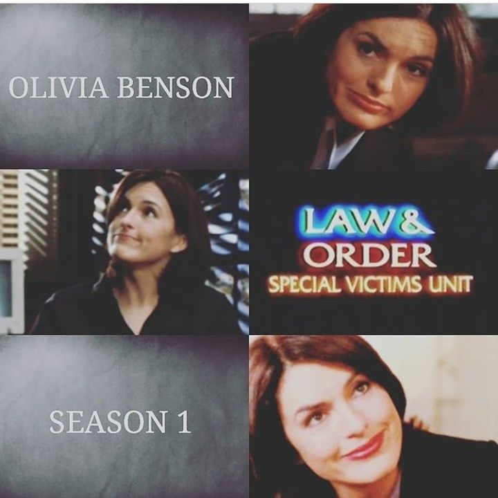 Olivia Benson Svu Season1 Law And Order Special Victims Unit Special Victims Unit Law And Order Svu